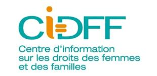 Logo du Centre d'Information sur les Droits des Femmes et des Familles (CIDFF 07)